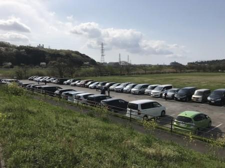 引地川親水公園駐車場