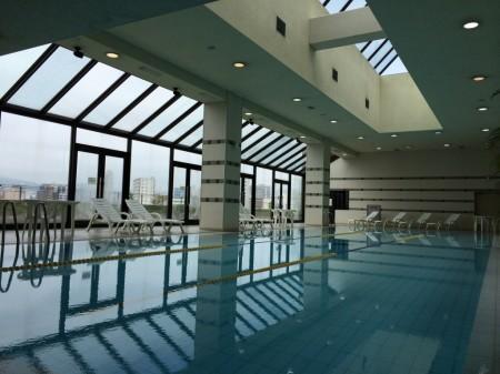 ルネッサンス札幌ホテルのプール