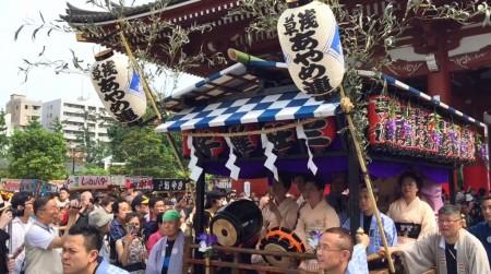 浅草三社祭大行列