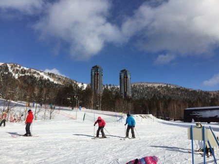 星野リゾートトマム スキー場