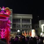 横浜中華街春節カウントダウン2016
