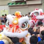 春節娯楽表演2016