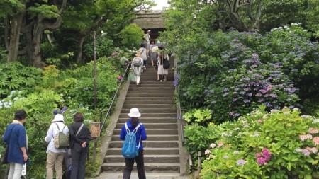 鎌倉の東慶寺