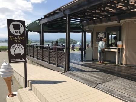 河口湖自然生活館 売店