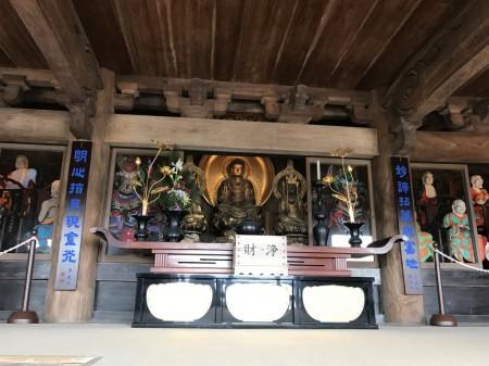 鎌倉光明寺の山門拝観