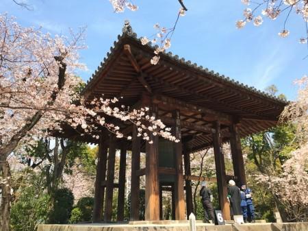 増上寺の鐘楼堂