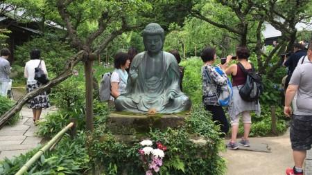 鎌倉 東慶寺の仏像