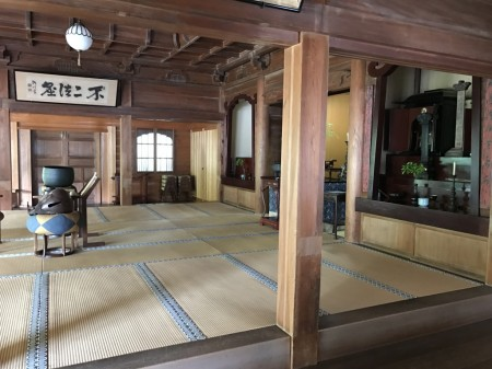 鎌倉 東慶寺の本堂