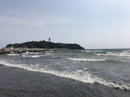 片瀬江の島海岸