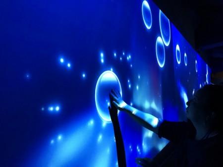 新江ノ島水族館 ナイトワンダーアクアリウム2017 弾けて音を奏でる星たち