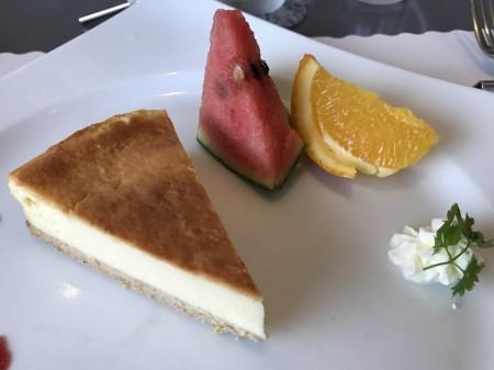 ラ・パレットのケーキセット