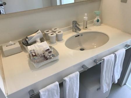 三井ガーデンホテルプラナ東京ベイ 洗面所