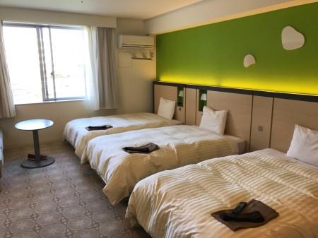 三井ガーデンホテルプラナ東京ベイ 室内