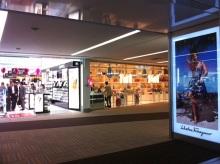 成田空港内の免税店